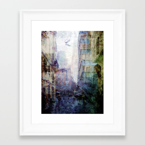 dabnotu @blipfoto : Tuesday 5 July 2011 Framed Art Print