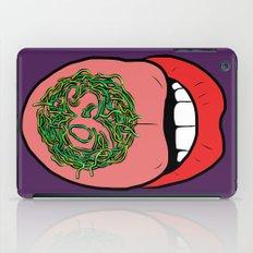 WORMS! iPad Case