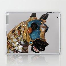 Carousel Horse 2 Laptop & iPad Skin