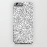 Keys Allover Print iPhone 6 Slim Case