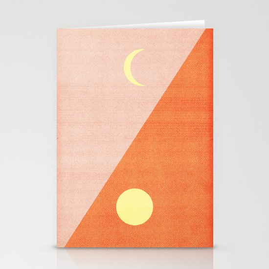Last Days of Summer. Stationery Card