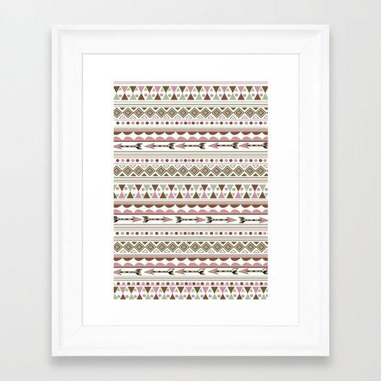 PASTELITO Framed Art Print