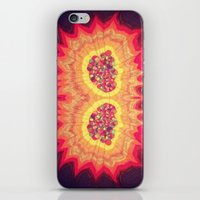 The Creator Of It All iPhone & iPod Skin