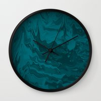 Twilight Fantasy Wall Clock