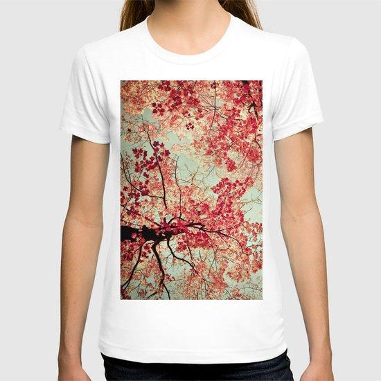 Autumn Inkblot T-shirt