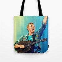 Chris Martin - MX Tote Bag
