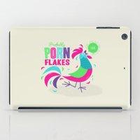 Porn Flakes iPad Case