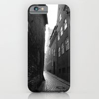 The Alley Photo In Black… iPhone 6 Slim Case