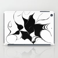 Bursts iPad Case
