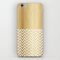 HERRINGBONE 2 iPhone & iPod Skin