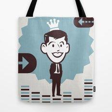 Businessman Tote Bag