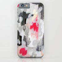 No. 70 Modern Abstract Painting iPhone 6 Slim Case