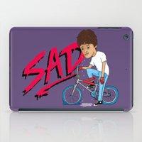 Sad iPad Case