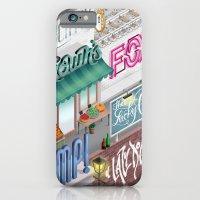 City Pangrams iPhone 6 Slim Case