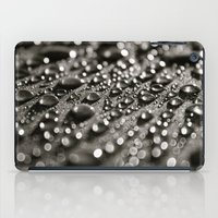 Droplets 3 iPad Case