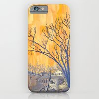 iPhone & iPod Case featuring Silverbirch, north of Queen by Pat Butler