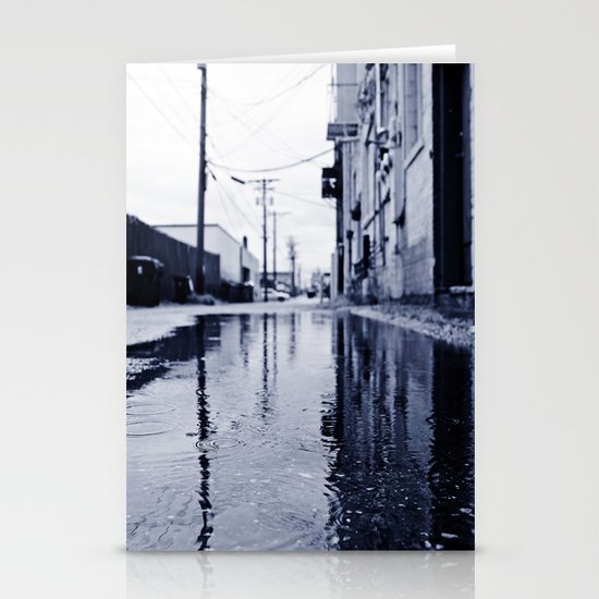 Another rainy day Stationery Card