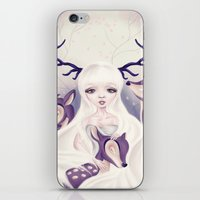 Deer: Protection Series iPhone & iPod Skin