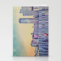 Brooklyn Stripes Stationery Cards