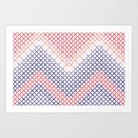 cuentahilos Art Print