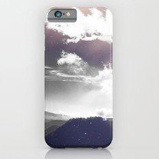 Galaxy Mountain #society6 #buyart #decor iPhone 6 Slim Case