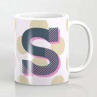 S is for Sweet Mug