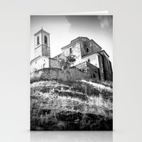 Spanish Iglesia Stationery Cards