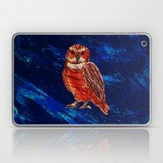 Owl at Night Laptop & iPad Skin