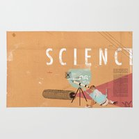 Science- fun for all ages Rug