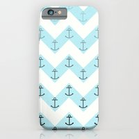 Anchors iPhone 6 Slim Case