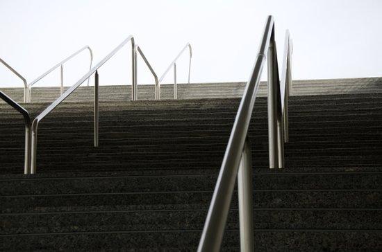 Stairs Art Print
