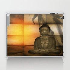 Buddha Collage 2 Laptop & iPad Skin