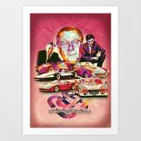 SERGIO PININFARINA: DESI… Art Print