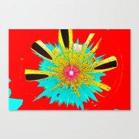 Superstar Canvas Print