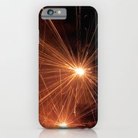 iPhone & iPod Case featuring Fireworks by Starr Cuevas Photography