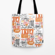 TODAY YOU ARE YOU... - D… Tote Bag