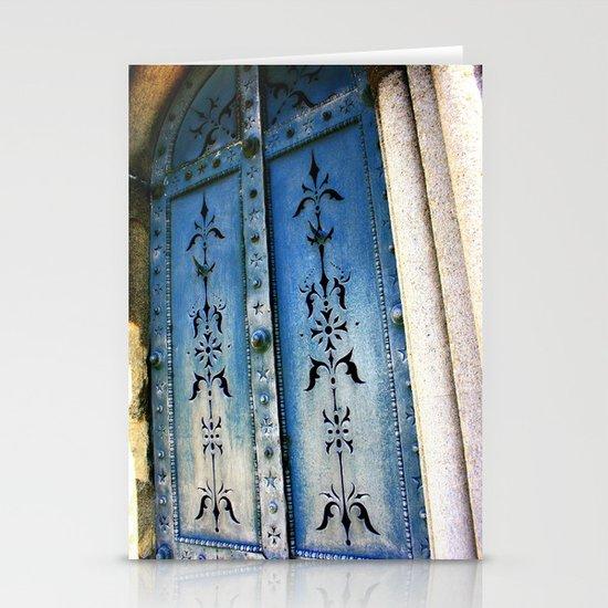Knock, Knock Stationery Card