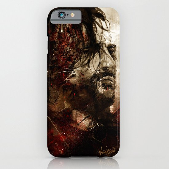 Blood of the Dogs iPhone & iPod Case