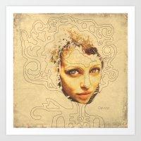 Imagery Art Print