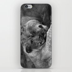 Mother And Son  iPhone & iPod Skin