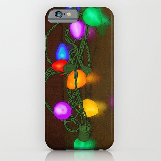 All Lit Up iPhone & iPod Case