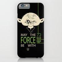 Starwars Yoda - May The … iPhone 6 Slim Case