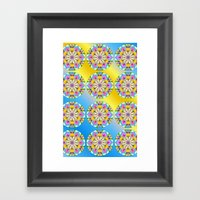 Let The Sun Shine In! Framed Art Print