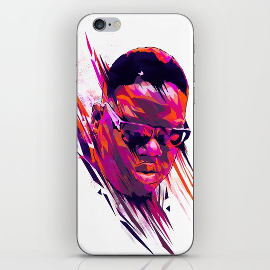 The Notorious B.I.G: Dead Rappers Serie iPhone & iPod Skin