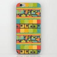 Retro Overload iPhone & iPod Skin