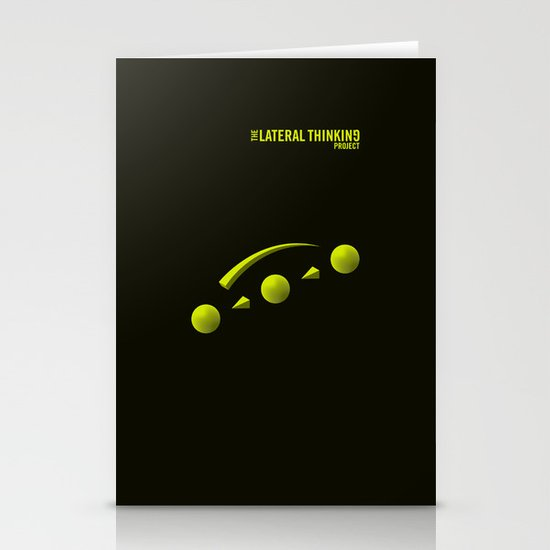 The LATERAL THINKING Project - Avance Stationery Card