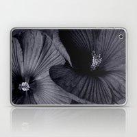Elegant Pair Of Hibiscus… Laptop & iPad Skin
