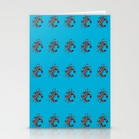 Blue Crab  Stationery Cards