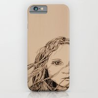 iPhone & iPod Case featuring The Colour of Despair  by Leanna Rosengren