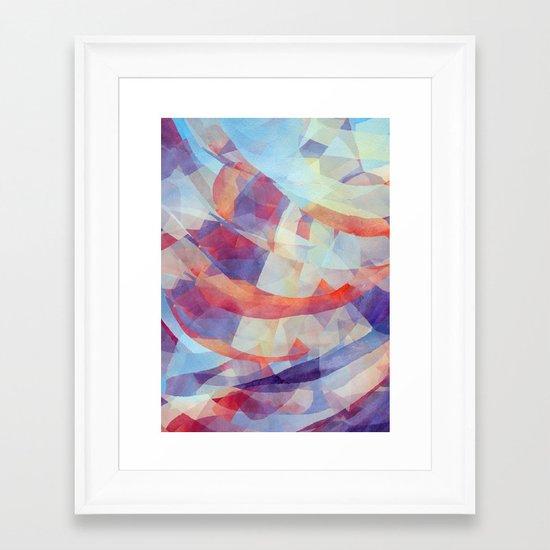 New Light Lays Bare Framed Art Print